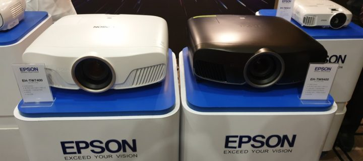 Epson's new EH-TW7400 and EH-TW9400 home cinema projectors brings 4K movie magic to your home