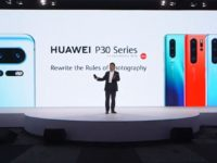 Huawei P30 and P30 Pro smartphones make official debut in Paris