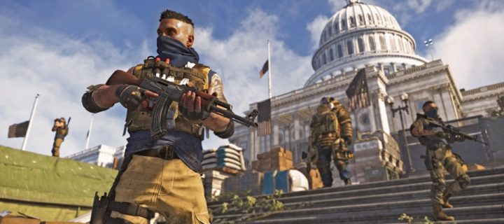 Tom Clancy's The Division 2 is out on all platforms