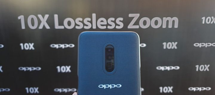 OPPO demonstrates 10x lossless zoom technology in Malaysia