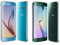 Samsung's Galaxy S6 and S6 edge now in cool Topaz Blue and Green Emerald