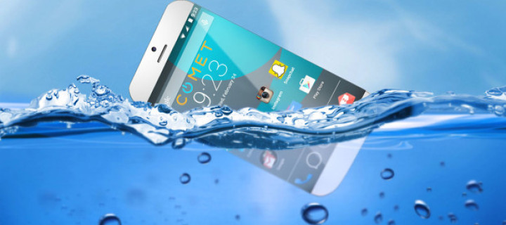 Comet floating smartphone on IndieGoGo may not hold water