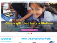 Rakuten ushers in holiday cheer with UNICEF Inspired Gift store