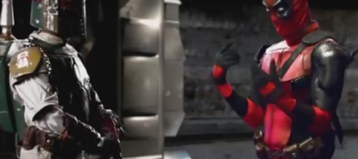 Unbelievably good: Boba Fett takes a bounty on Deadpool with epic rap battle
