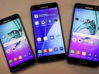 Samsung's selfie-oriented Galaxy A-series phones come with stellar looks and  in three sizes