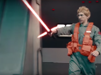 Sith Lord Kylo Ren displays management acumen in Undercover Boss skit on SNL