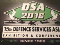 Defence Services Asia 2016 opens today and is bigger than ever
