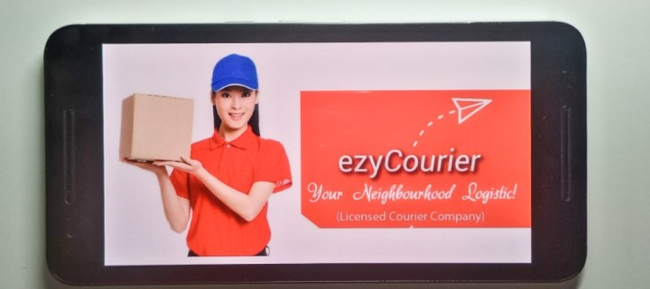 Need a courier or want to be one? The new ezyCourier app will sort you out