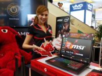 MSI wants your eyes on their GT72 Dominator Pro G Tobii gaming notebook right now