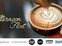 "Secret recipes, luscious latte art and top tech – all on this 16 May (Sunday) @ MyCloudTable's ""An Afternoon Flirt"" at Pickle & Fig Café , TTDI"