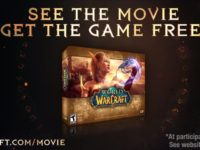 Watch World of Warcraft the movie at a GSC Cinema, score the game and 30 days game time free