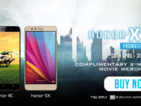Buy an Honor phone and win cool X-men swag