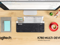 Logitech's K780 wireless keyboard will get you all keyed up