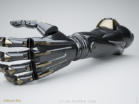 You can create your own Deus Ex augmentations next year