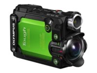 The Olympus TG-Tracker 4K camcorder is one ridiculously tough cookie