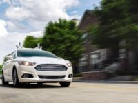Ford wants a fully autonomous vehicle on the road by 2021