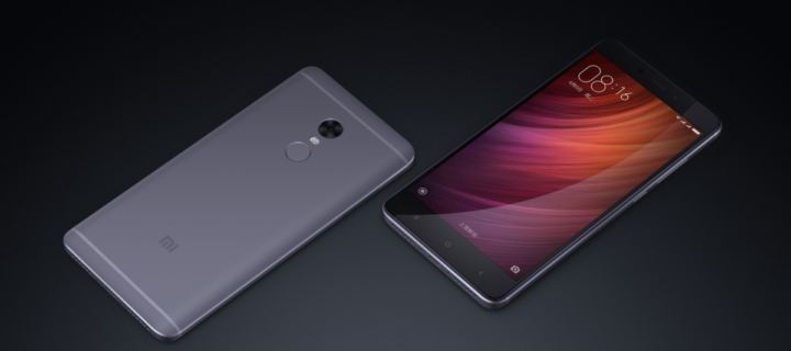 Xiaomi's Redmi Note 4 launched in China