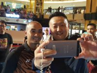 Olympian Azizulhasni Awang graces Huawei P9 roadshow at Pyramid mall