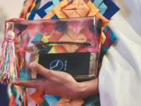 Samsung's cutting edge S7 edge meets MODA's haute couture at fashion catwalk