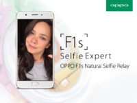 OPPO has an F1s and other goodies up for grabs in selfie competition