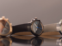 Asus' new ZenWatch 3 goes full circle