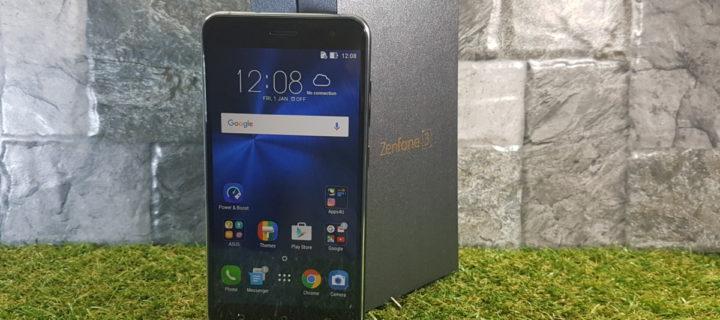 [Review] ASUS ZenFone 3 (ZE552KL) – Zen and the art of the premium workhorse smartphone