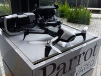Parrot unleashes flock of pro and recreational drones. Ride of the Valkyries ensues.