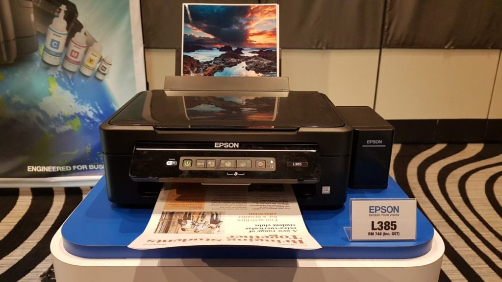 Epson's new RIPS printing tech and WF-R8591 inkjet printer