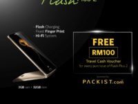 Flash sweetens the pot with free RM100 travel voucher for offline buyers of Flash Plus 2