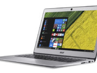 Acer launches Swift 3 ultraportable for RM2,899