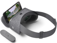 Google debuts Daydream View VR headset, looks like a (comfy) dream