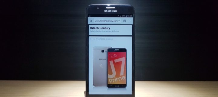 [REVIEW] Samsung Galaxy J7 Prime – Is it primed to lead the pack?
