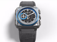 The BR-X1 Hyperstellar chronograph is out of this world