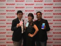 Sharp launches midrange Z2 and M1 smartphones in Malaysia