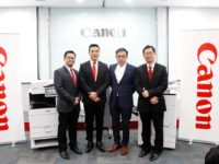 Canon's new imageRUNNER ADVANCE printers mean business