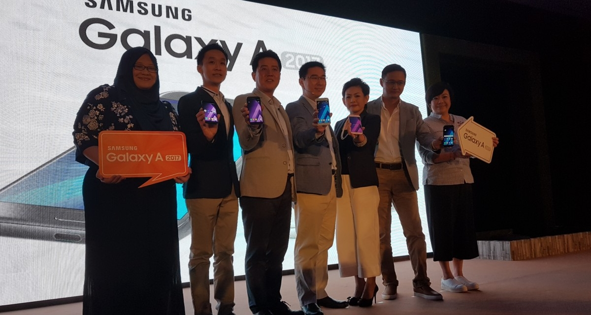 on sale 9b050 f4623 Samsung's IP68 rated waterproof Galaxy A5 and A7 launched in ...