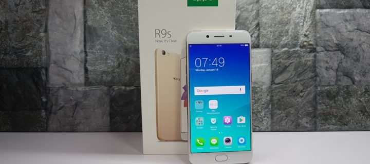 [Review] OPPO R9s – Cool midrange camphone cruiser