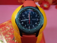 3 Ways the Samsung Gear S3 will help you rock the Year of the Rooster