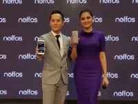 Fazura takes the stage as Neffos brand ambassador