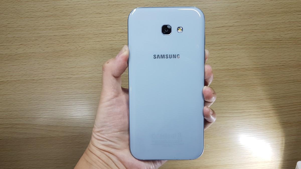Samsung Galaxy A5 2019 Blue Mist