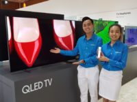 Samsung's next-gen QLED TV showcased at SEA Forum 2017