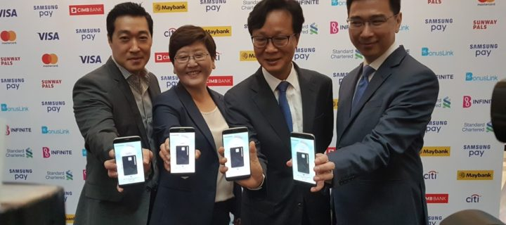 Samsung Pay is now live in Malaysia