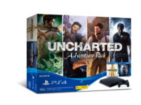 Sony releases PlayStation 4 Uncharted Adventure Pack