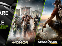 NVIDIA launches Prepare for Battle bundle with choice of two games