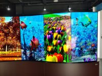 New LG Singapore Innovation Centre showcases the science of OLED signage