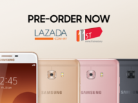 Samsung's C9 Pro preorder deal on 11street and Lazada ends tomorrow