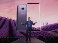 The exquisite Samsung Galaxy S8 and S8+ make their global debut