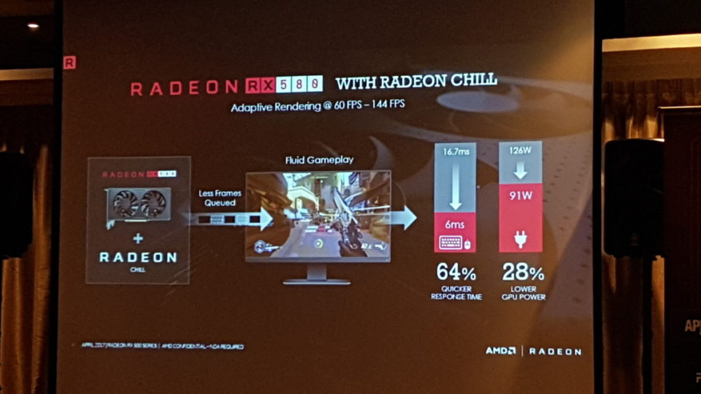 AMD takes the wraps off their revamped Radeon RX 500 series