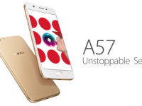 OPPO's new A57 phone has just landed in Malaysia for RM1,098