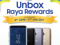 Samsung rolls out Raya deals for their smartphone line-up